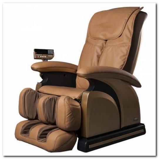 Ngỡ ngàng với 3 chức năng của ghế massage