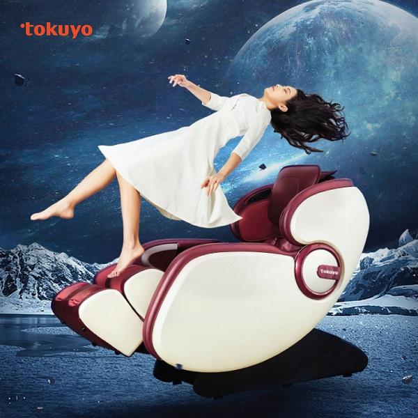 Ghế Massage Nhật Tokuyo TC-675 (Chuyên Gia Chăm Sóc Sức Khỏe)