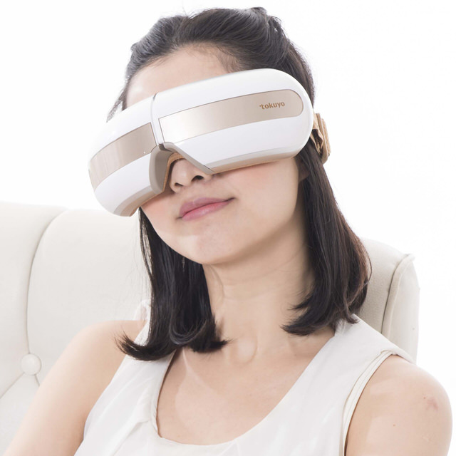 Máy Massage Mắt Cao Cấp, Làm Vui Mắt Tokuyo TS-181