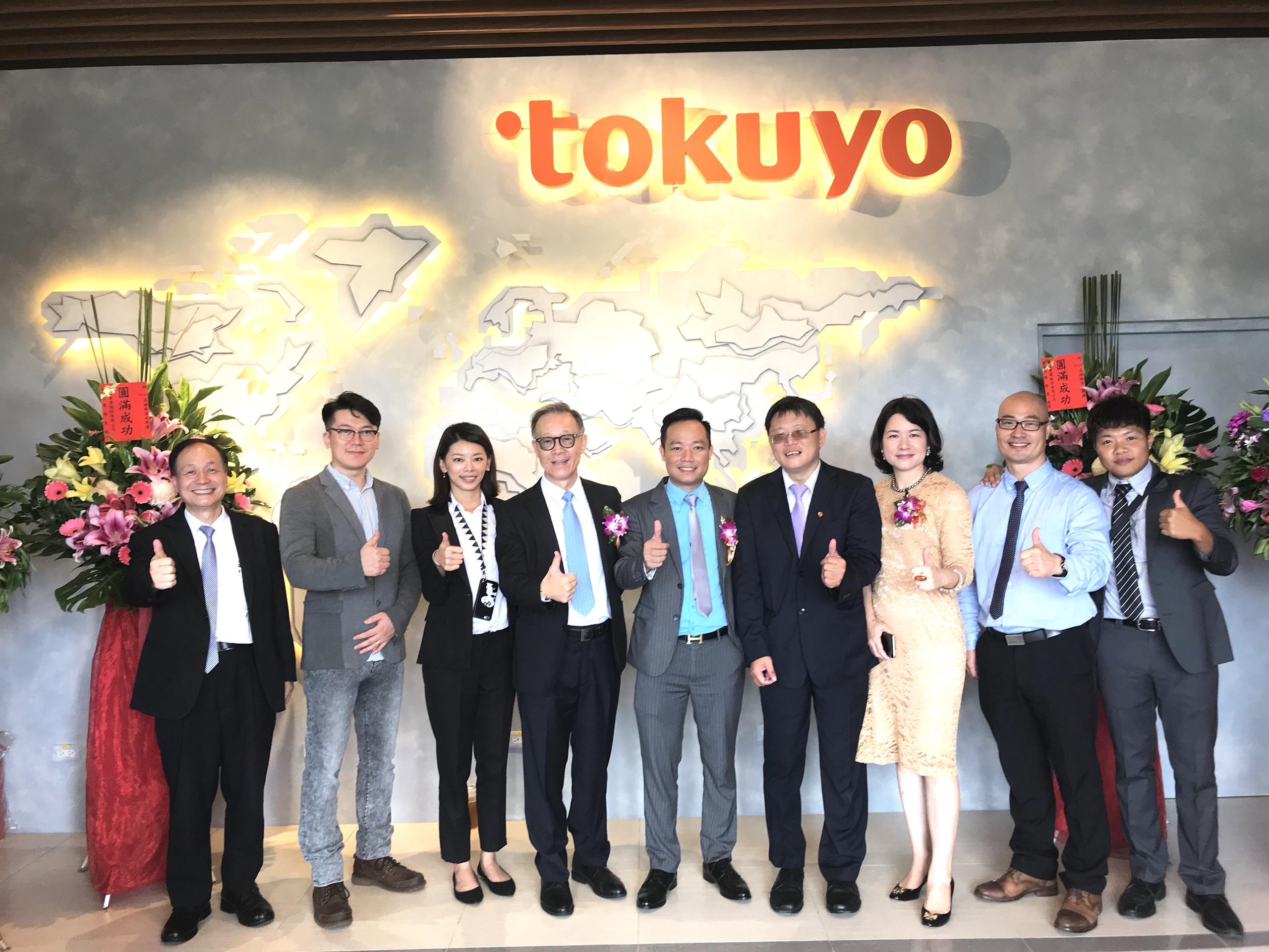 Tokuyo tưng bừng khai trương nhà máy sản xuất tại Cao Hùng - Đài Loan