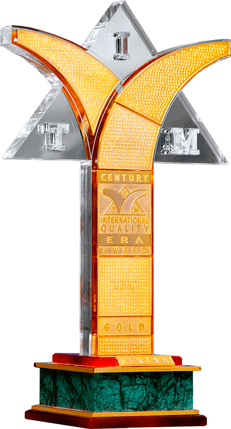 Century International Quality Gold ERA Award