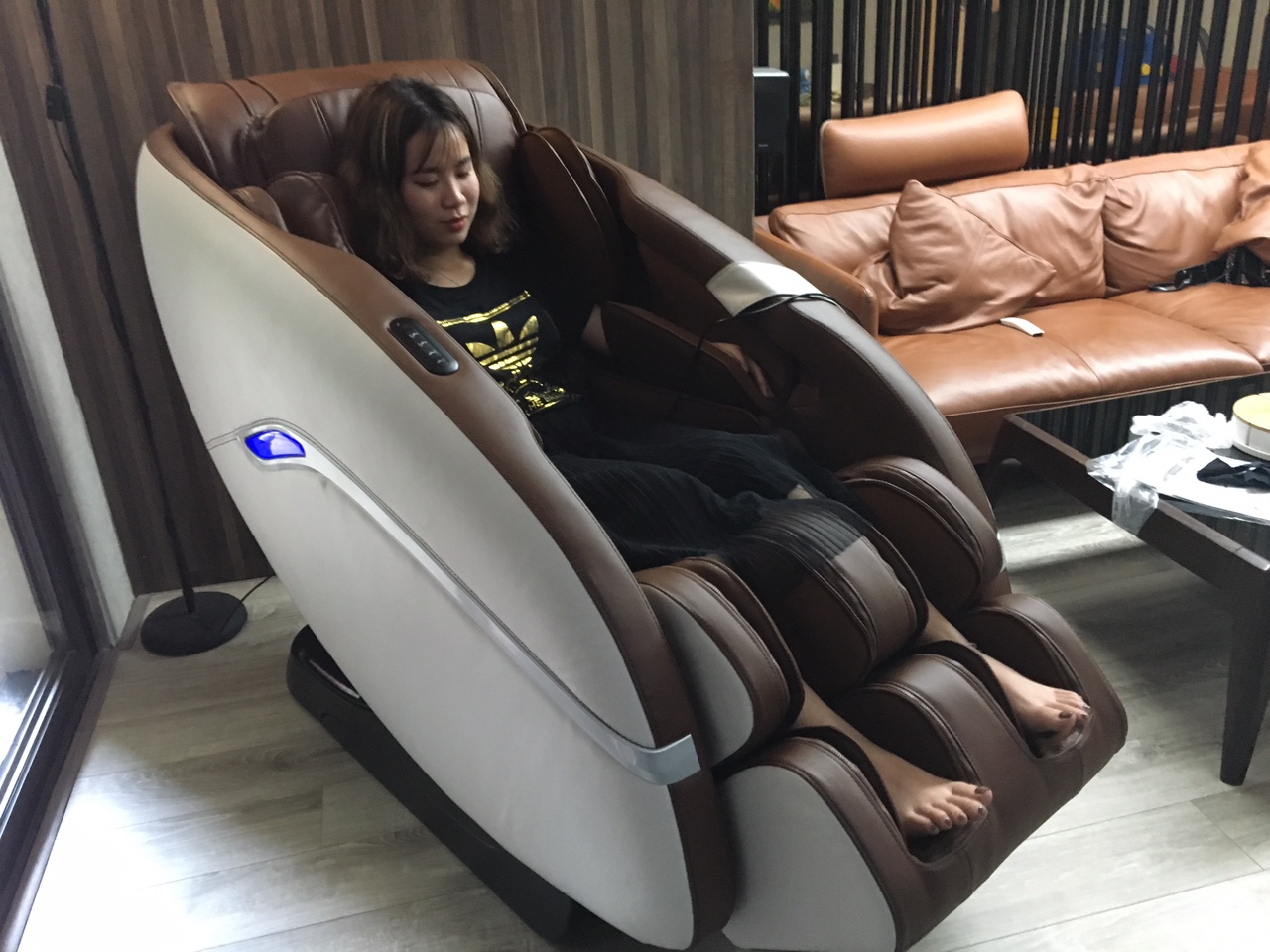 Ghế Massage Nhật Bản JC-3730 (Đẳng Cấp Made In Japan)