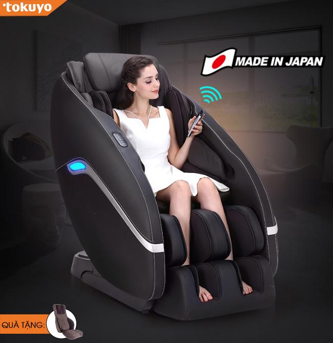 Ghế Massage JC-3730+AVS (Tích Hợp Thiết Bị Ru Ngủ)