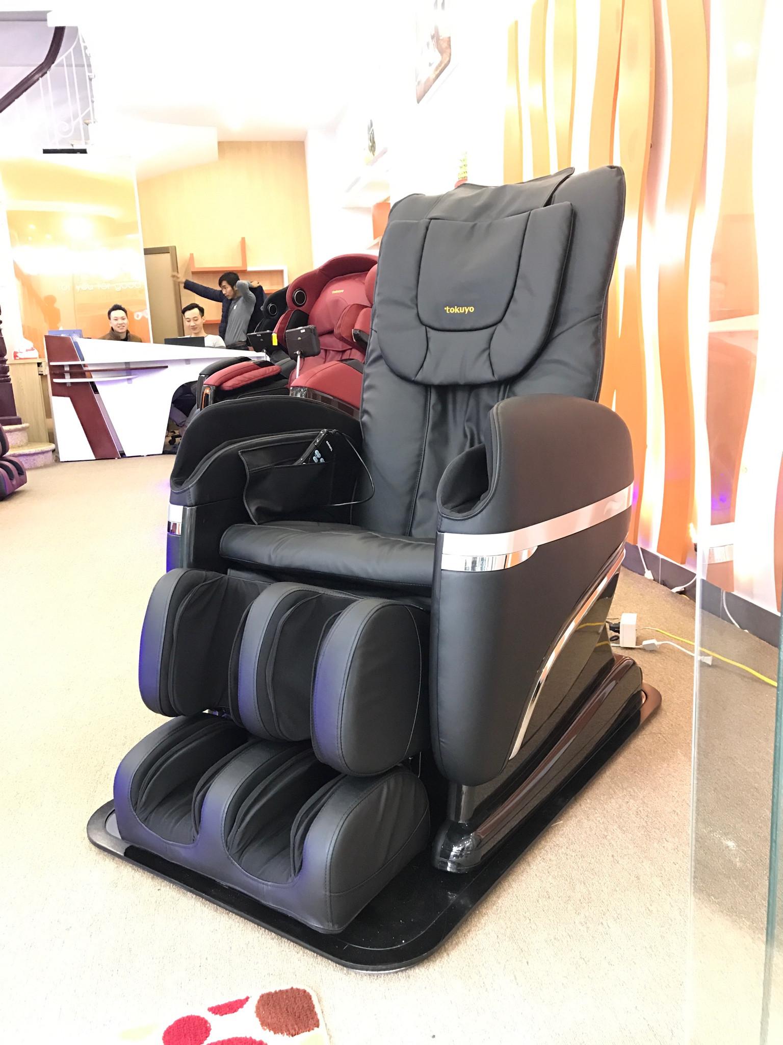 Ghế Massage Tokuyo TC-366 - Giá Tốt Nhất