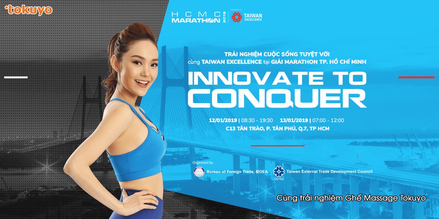 Taiwan Excellence Marathon Hồ Chí Minh 2019