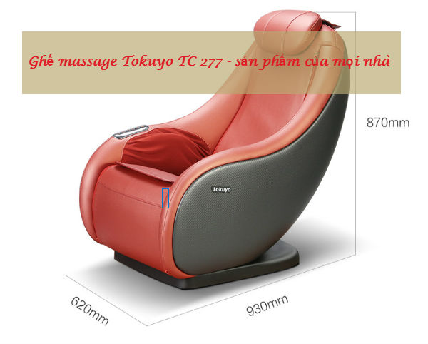 ghế massage tokuyo tc-277
