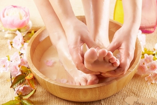 massage chân ngăn ngừa bệnh tật