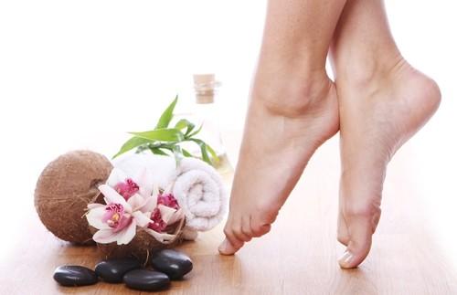 tác dụng của massage bàn chân