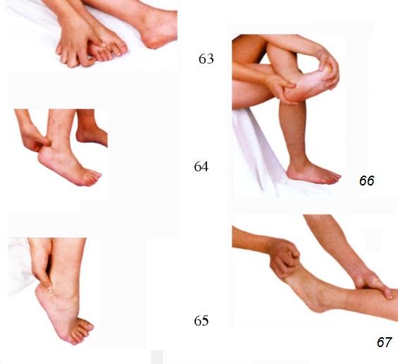 Tác dụng không ngờ của việc massage cho bàn chân bạn nên thử