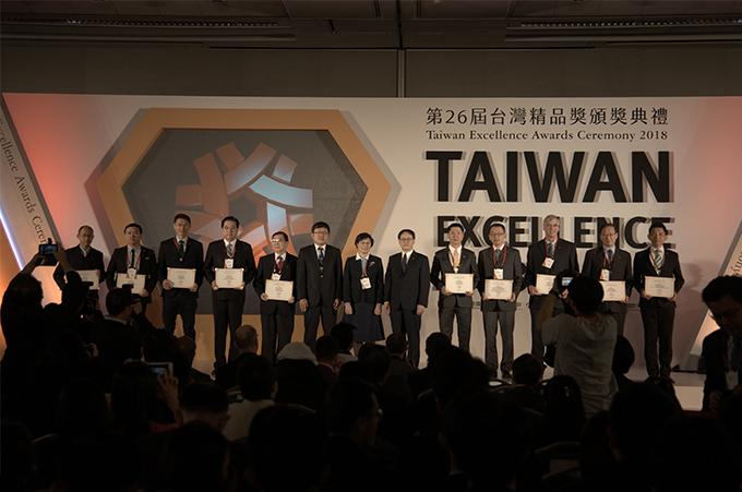 Đôi điều về giải thưởng Taiwan Excellence mà Tokuyo được nhận giải thưởng