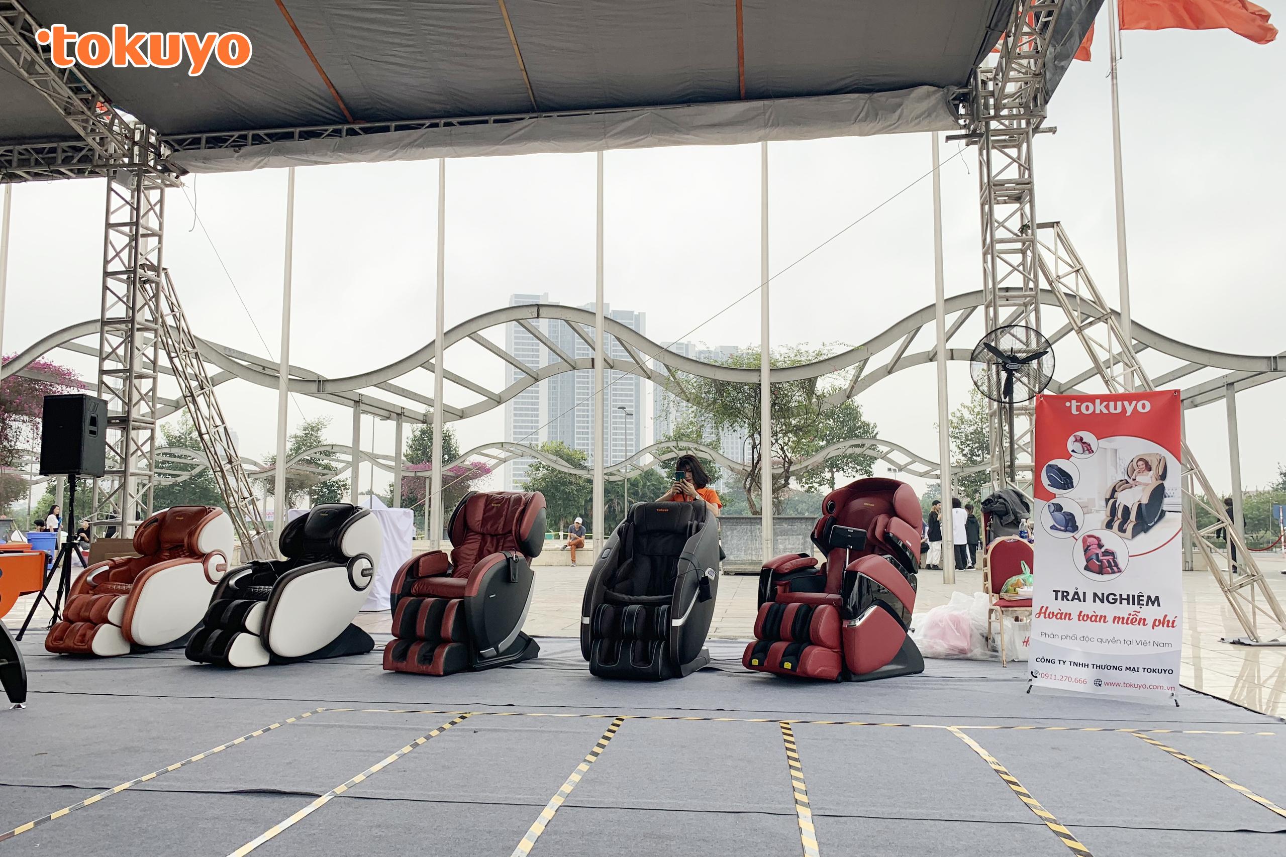 TOKUYO TƯNG BỪNG CÙNG FESTIVAL TOYOTA 2019