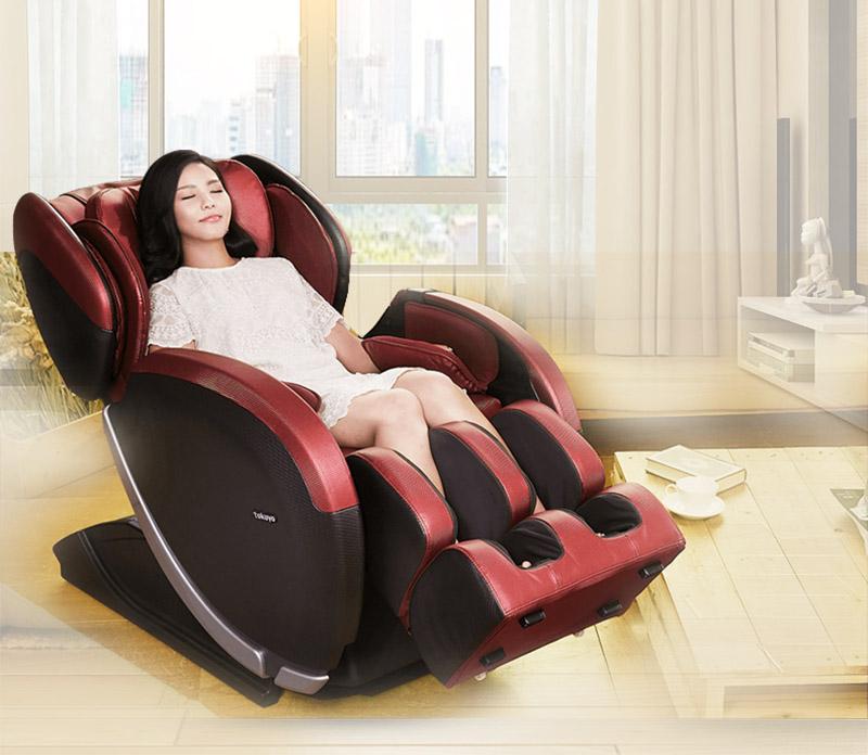 Bạn đã biết: hai lợi ích chính của ghế massage bao gồm phục hồi và thư giãn