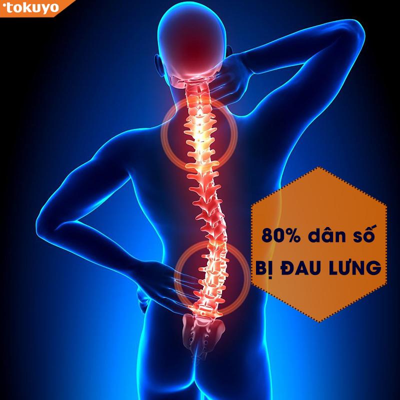 Cơ chế hoạt động ghế massage điều trị bệnh đau lưng như thế nào?