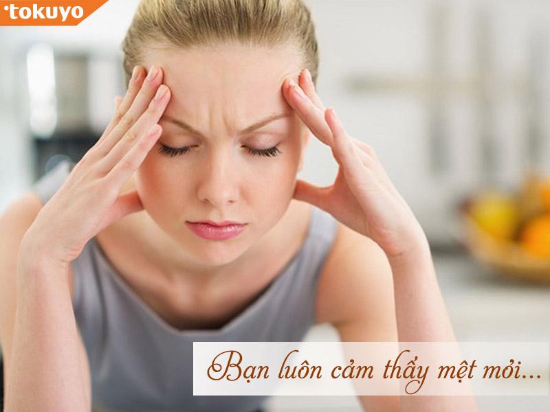 Bật mí 5 dấu hiệu cơ thể mách bạn đang bị stress