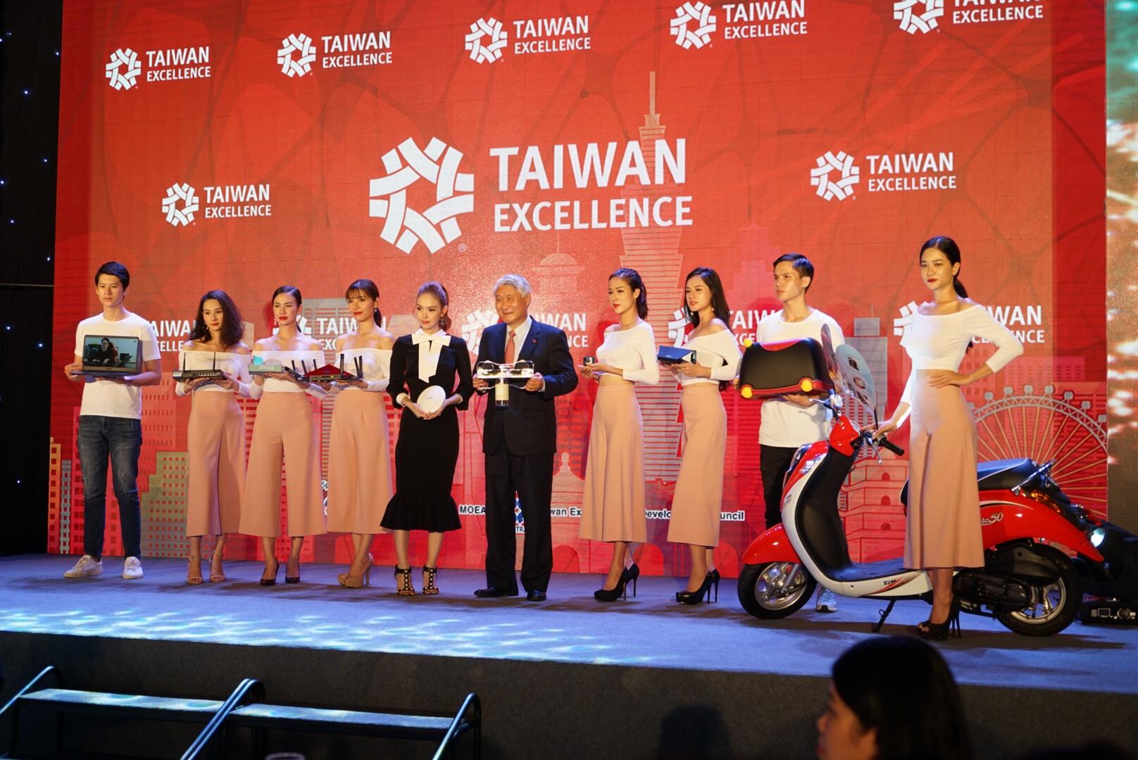 Họp báo khởi động chiến dịch Taiwan Excellence tại Việt Nam