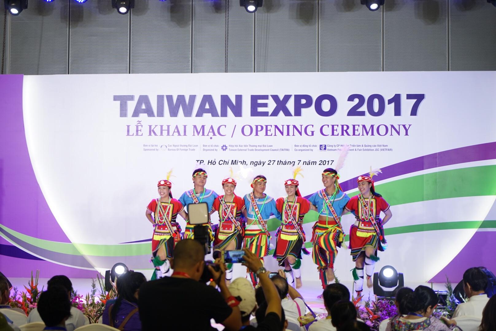 Tokuyo đồng hành cùng chiến dịch Taiwan Expo 2017 tại SECC, Q7, TP.HCM