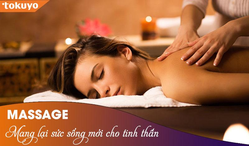 Tránh căng thẳng và tận hưởng nhiều lợi ích với Ghế Massage Tokuyo