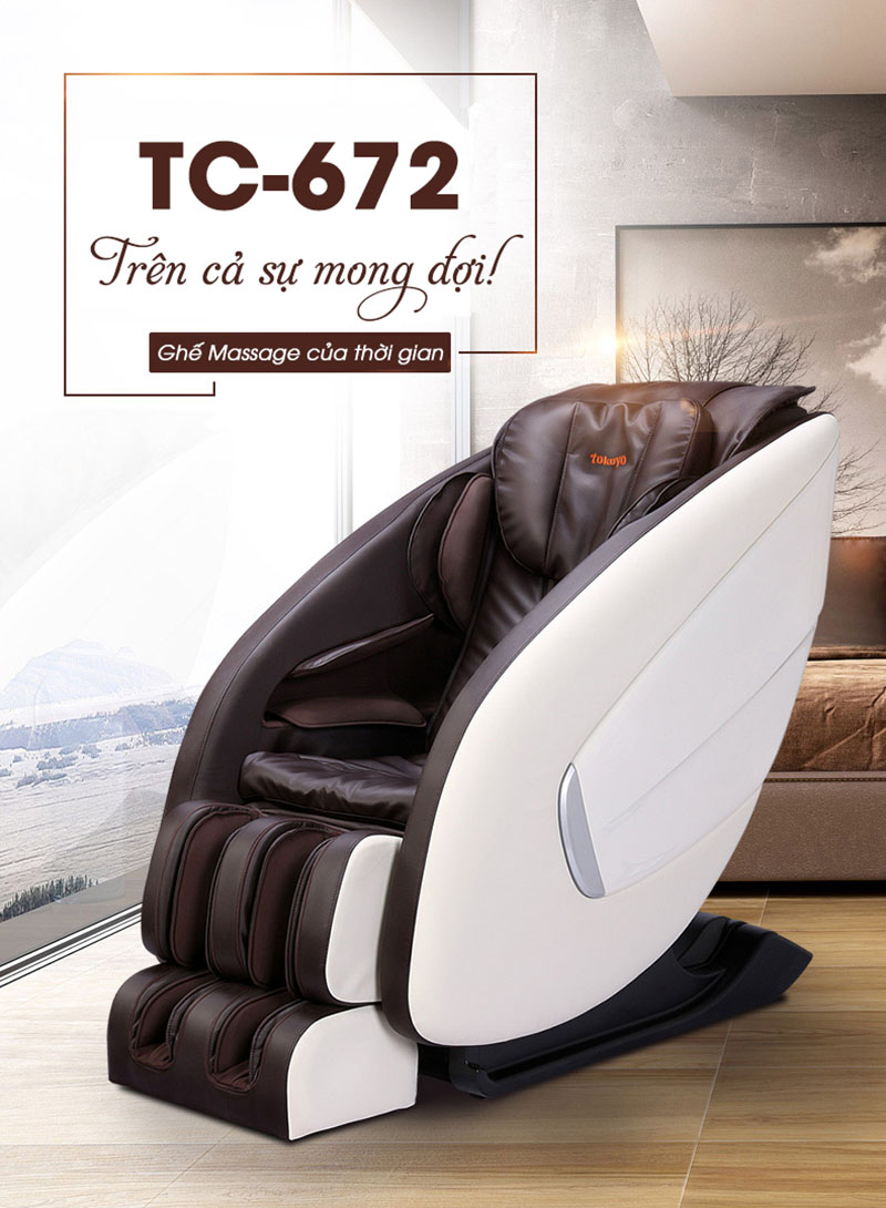 tc-672 massage chair
