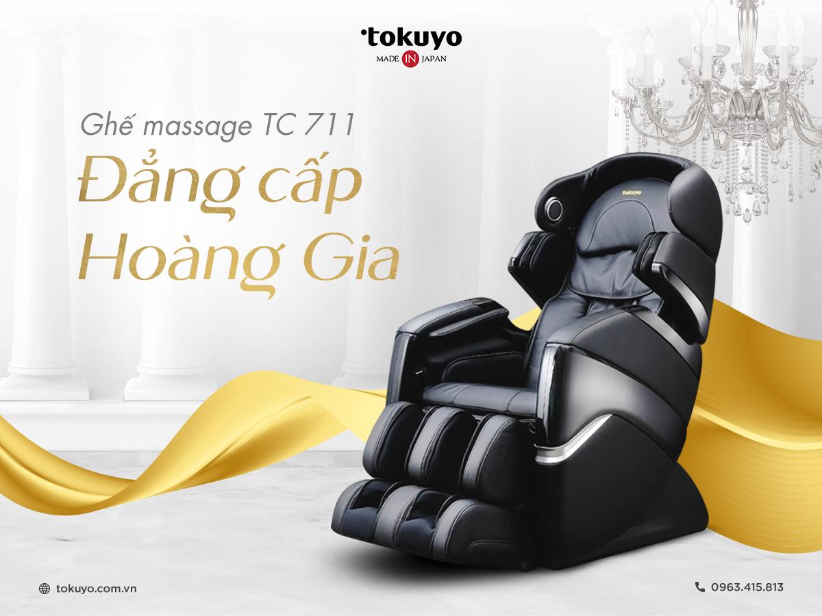 Top 5 ghế massage bán chạy nhất 2021