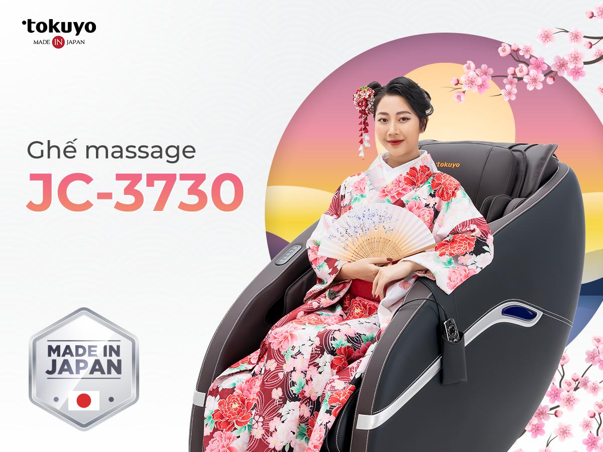 Top 3 ghế massage trị liệu Nhật Bản tốt nhất hiện nay