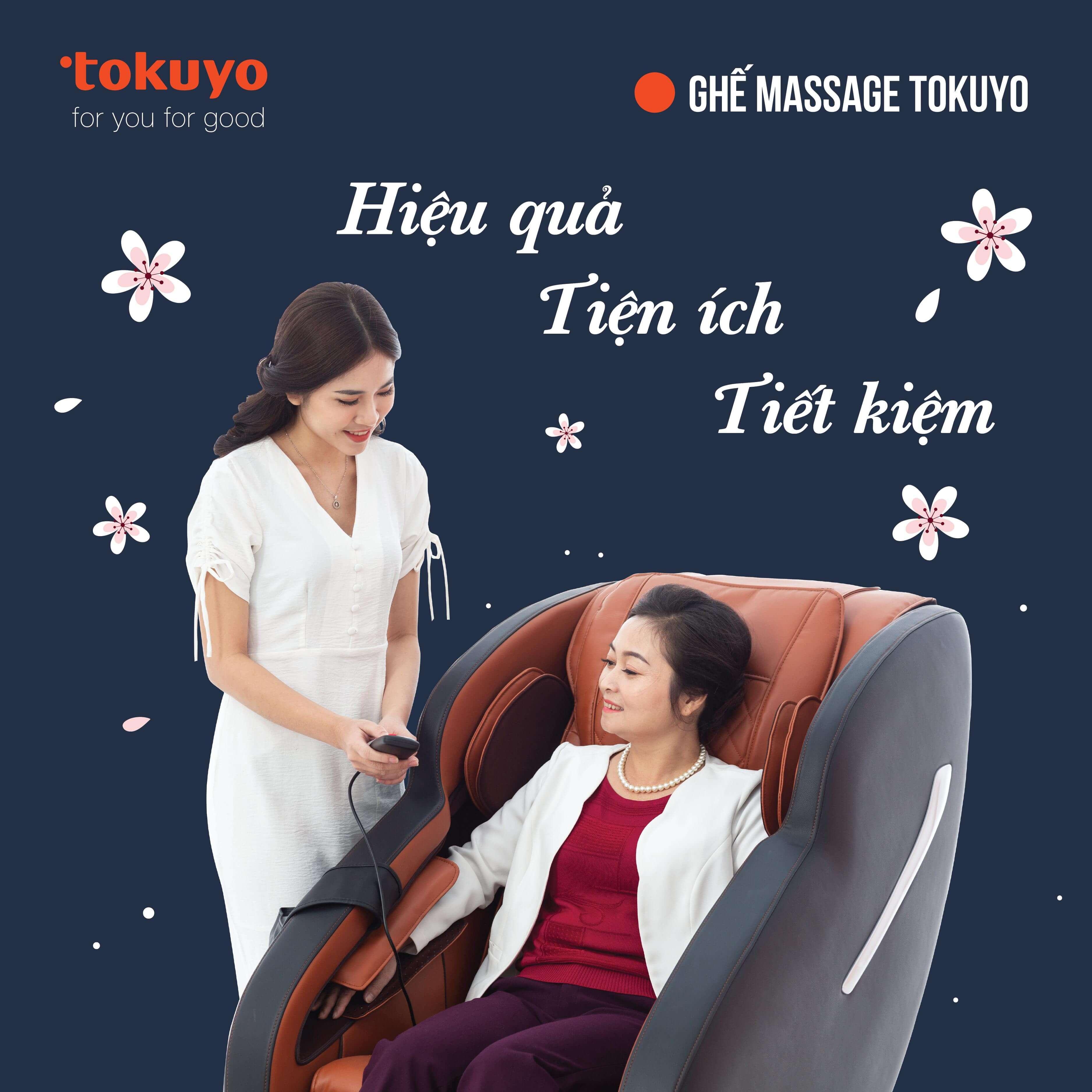 ghế massage hiệu quả