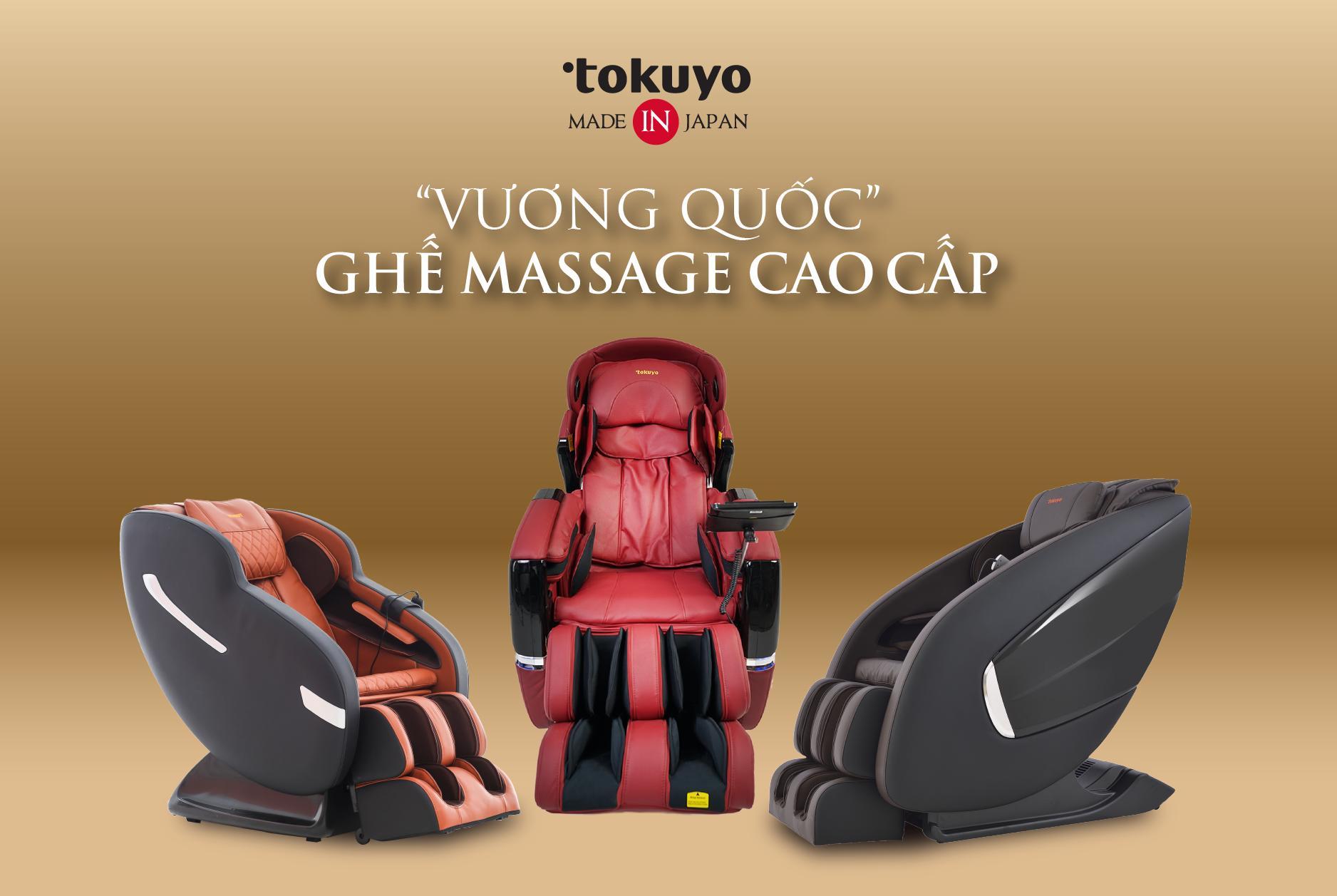 Mẫu ghế Massage phù hợp với người thân của bạn?