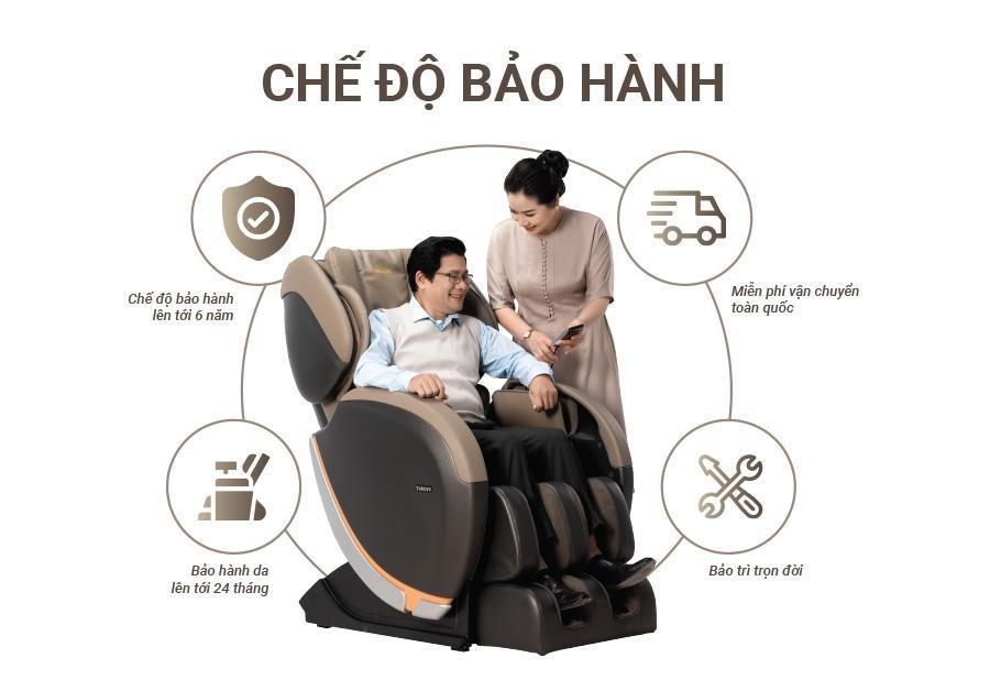 3 Lưu ý quan trọng cần biết trước khi mua ghế massage toàn thân