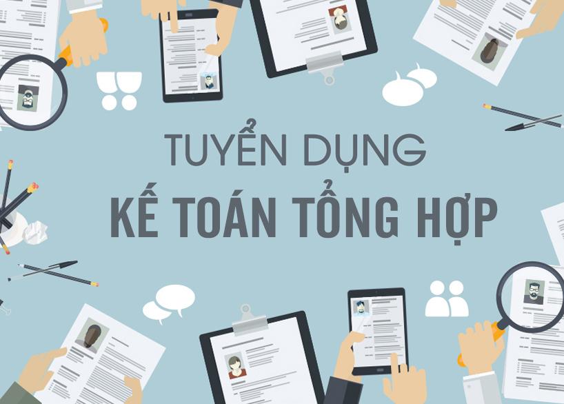 Tuyển Kế toán kiêm Hành chính tổng hợp - Tokuyo.com.vn