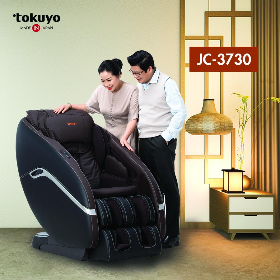 Ghế matxa Tokuyo - Bảo mẫu