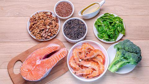 Dinh dưỡng cho người đau khớp gối
