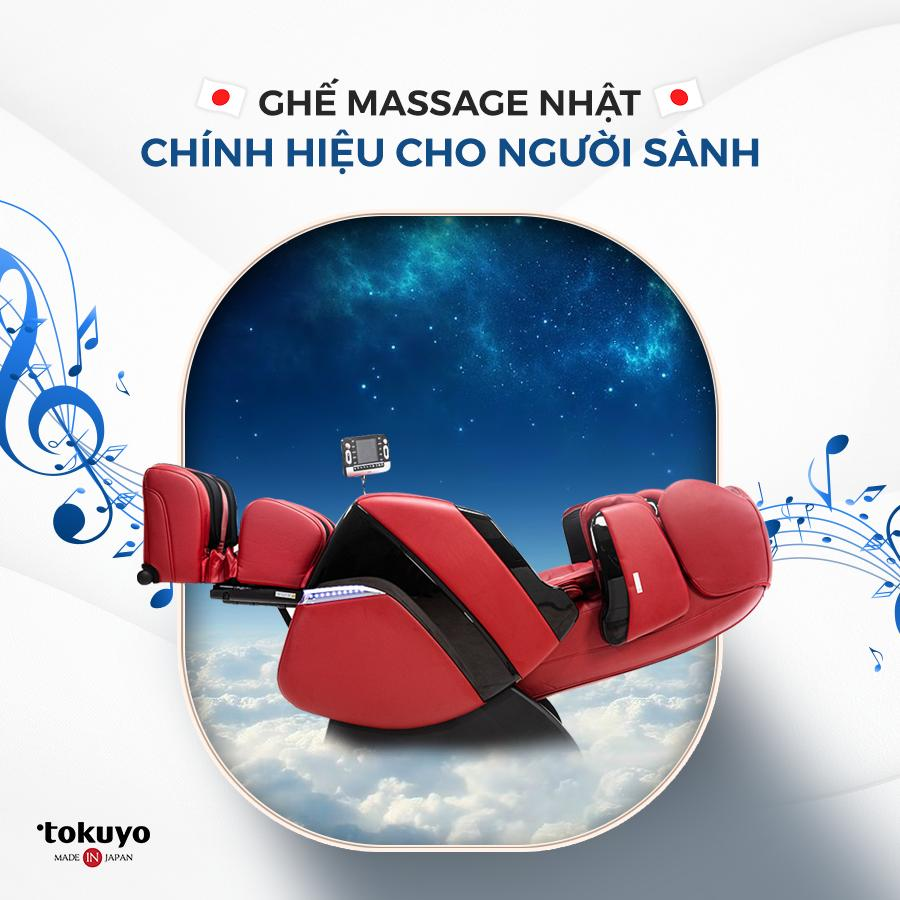 Ghế massage Tokuyo TC-711