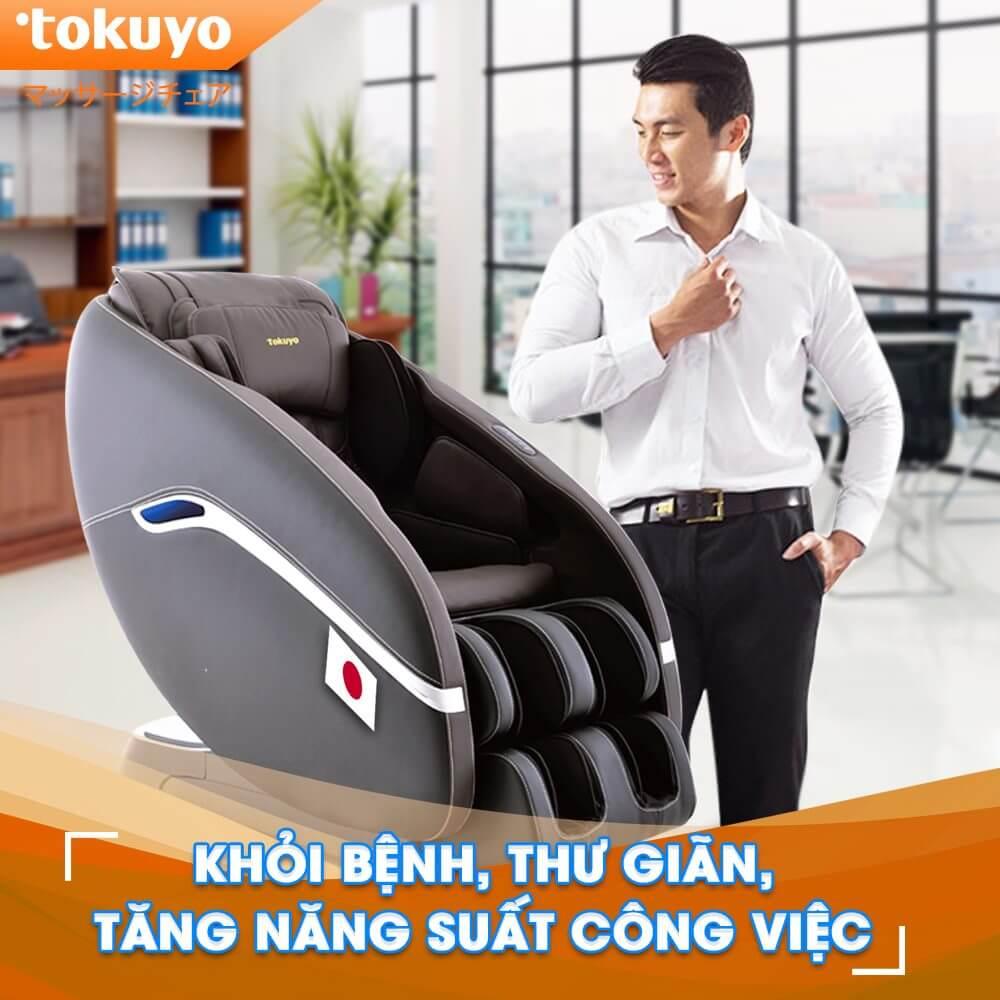Một số kinh nghiệm cần biết trong việc chọn mua ghế massage