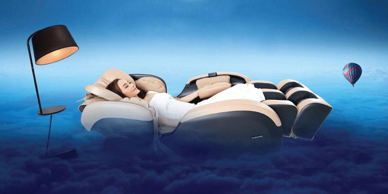 Bạn đã biết: Nên mua ghế massage nào để phù hợp với mục đích sử dụng?