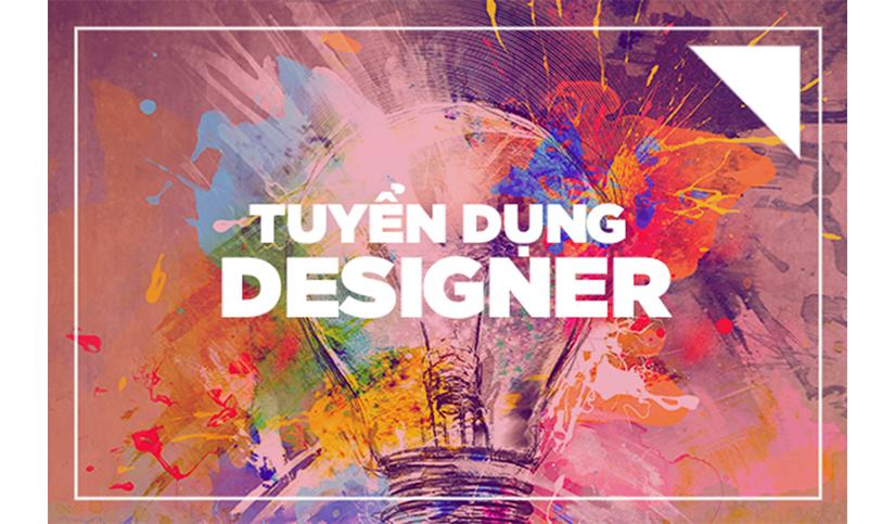 Tuyển Dụng Designer Lương cao 2021 -  TOKUYO.COM.VN